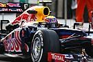 Solo un problema al KERS sulla Red Bull di Webber