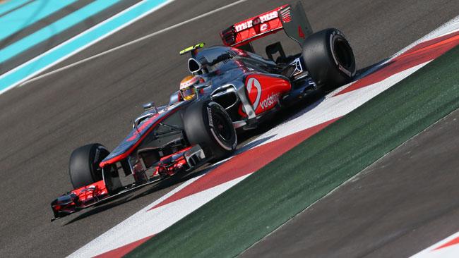 Abu Dhabi, Libere 3: Hamilton fa volare le McLaren