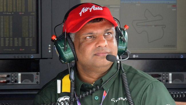 Fernandes pronto a lasciare il muretto della Caterham