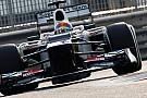 Slim impone Esteban Gutierrez alla Sauber nel 2013