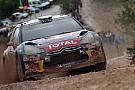 Spagna, PS9: Loeb prova a scappare