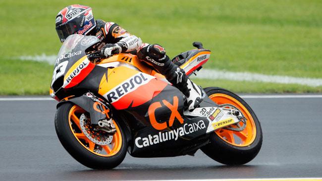 Marquez nella leggenda: da ultimo a primo a Valencia!
