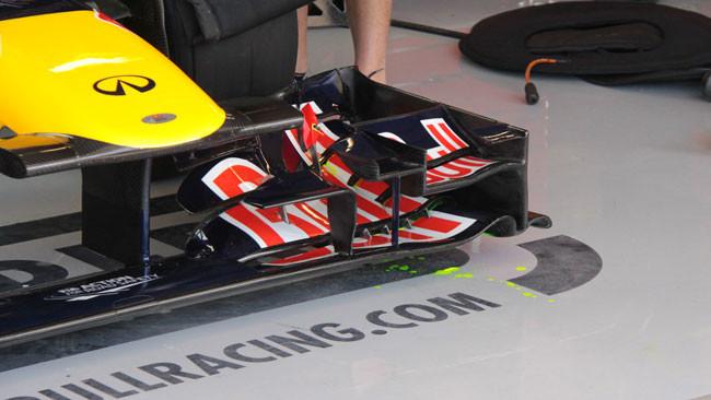 Red Bull: è arrivata una nuova ala anteriore!