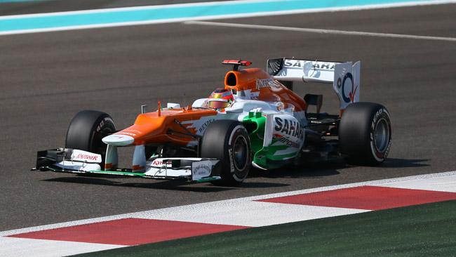 La Force India investirà 50 milioni di sterline nel 2013