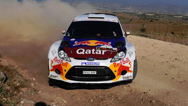 La M-Sport si è garantita il supporto del Qatar