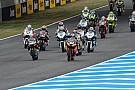 Novità anche nelle regole di Moto2 e Moto3