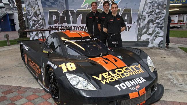 Hunter-Reay alla 24 Ore di Daytona con Wayne Taylor