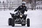 Jorge Lorenzo si è divertito sulla neve di Livigno