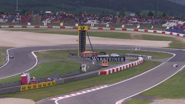 Il Nurburgring non si arrende a perdere il Gp