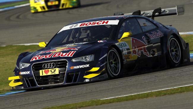 L'Audi conferma Miguel Molina per il 2013