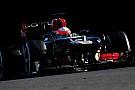 Jerez, Day 2, Ore 13: Grosjean balza in testa
