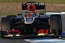 Jerez, Day 4: Raikkonen riporta la Lotus in vetta