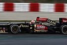 Barcellona, Day 2, Ore 16: Grosjean svetta con le soft