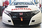 Nei segreti della nuova Honda Civic di Tarquini