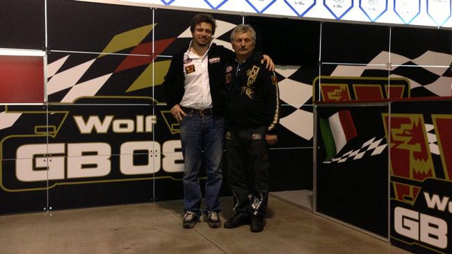 CRM Motorsport nuovo distributore Wolf