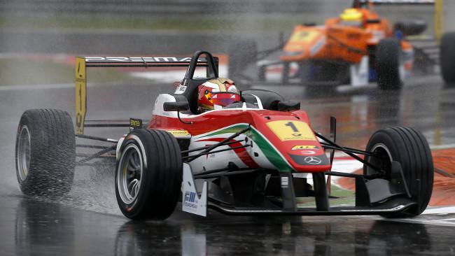 Monza, Gara 3: Marciello vince una gara accorciata