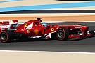 Sakhir, Libere 3: Alonso si gira, ma mette tutti in fila