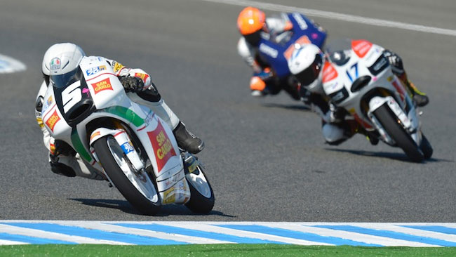 Prima top ten stagionale per Fenati a Jerez