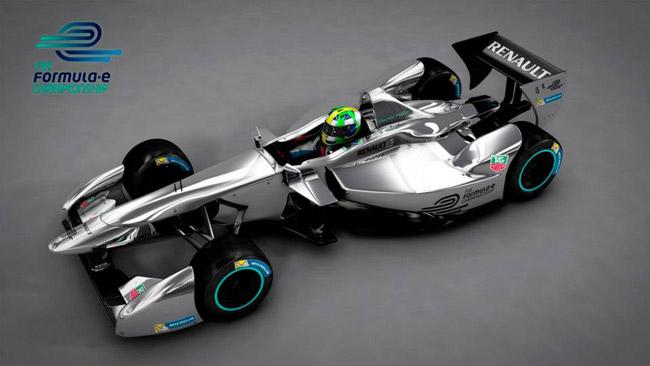 Renault diventa partner tecnico della Formula E