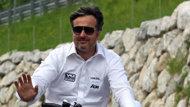 Salzburgring, Qualifiche: Pole Position per Muller