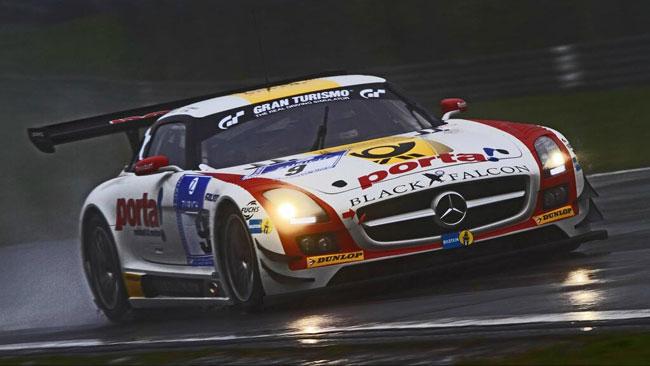 La Mercedes trionfa alla 24 Ore del Nurburgring