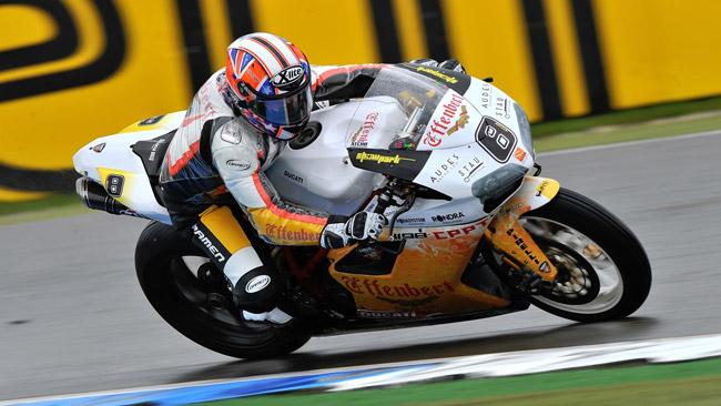 Il Liberty Racing si ritira dal Mondiale Superbike