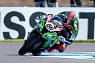 Poker di Superpole per Tom Sykes a Donington
