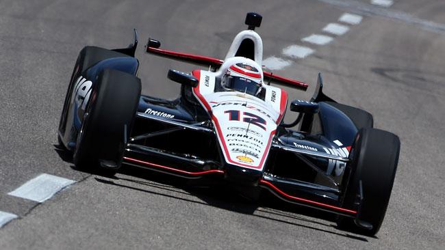 Power vola nelle qualifiche del Texas Speedway