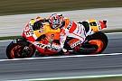 Barcellona, Libere 3: Marquez porta davanti la Honda
