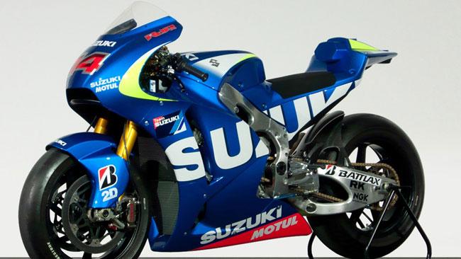 Ufficiale: la Suzuki torna in MotoGp, ma nel 2015!