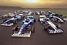 La Williams celebra i 600 Gp a Silverstone