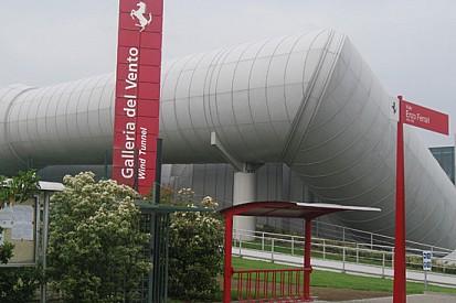 La galleria del vento Ferrari pronta a metà ottobre