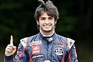 Prima pole position per Carlos Sainz Jr a Spa