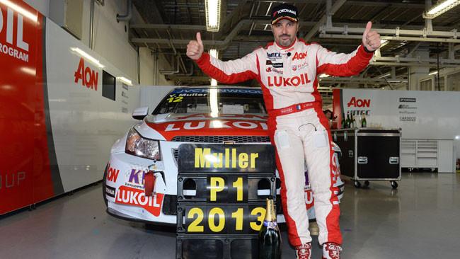 Suzuka, Gara 1: Trionfo di Michelisz, Muller Campione!