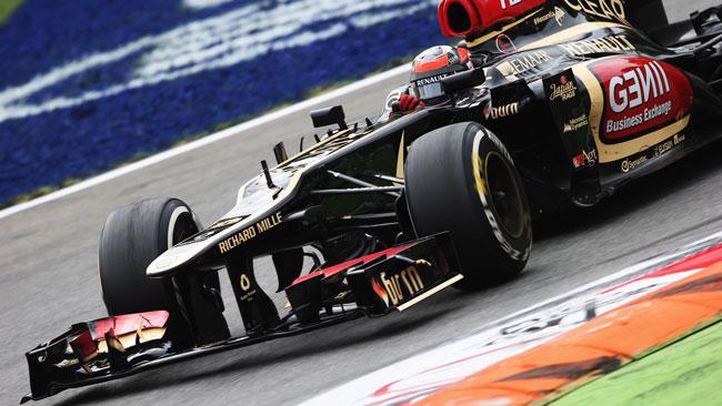 Gerard Lopez pronto a cambiare nome alla Lotus
