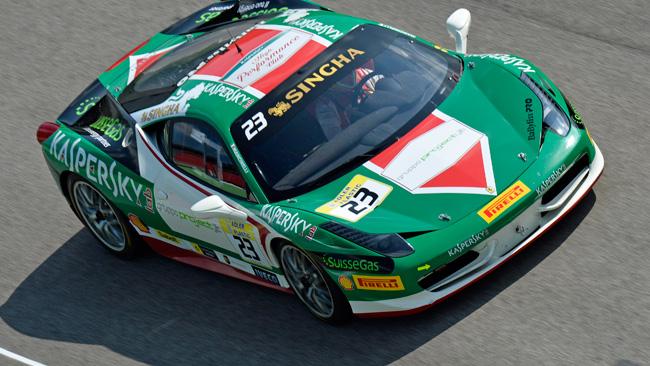 Imola, Qualifica 2: Mancinelli in pole nel Trofeo Pirelli