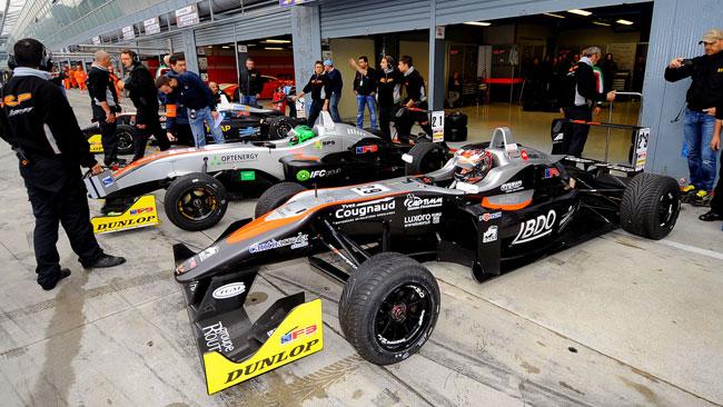 Tripletta RP Motorsport nella Q2 di Monza