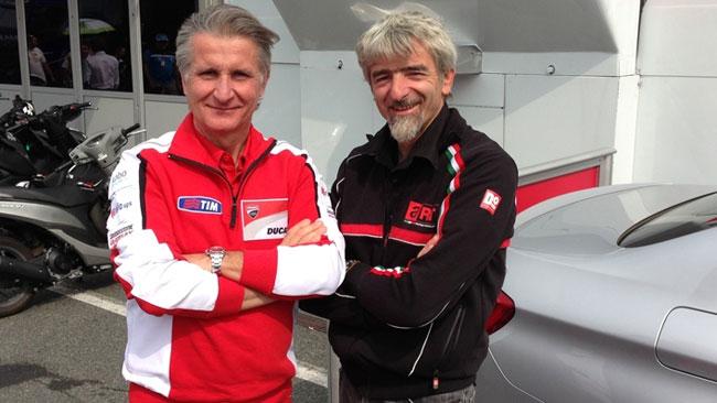 Gigi Dall'Igna nuovo Direttore Generale Ducati Corse