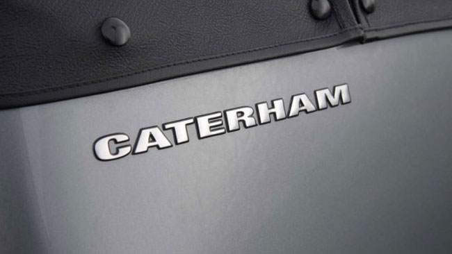 La Caterham debutta in Moto2 nella stagione 2014!