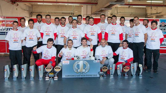 Demarchi e Salerno campioni nel CER Classe 2