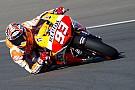 Valencia, Libere 2: Marquez ancora il più veloce