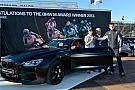 Marquez intanto si prende il BMW M Award per le pole