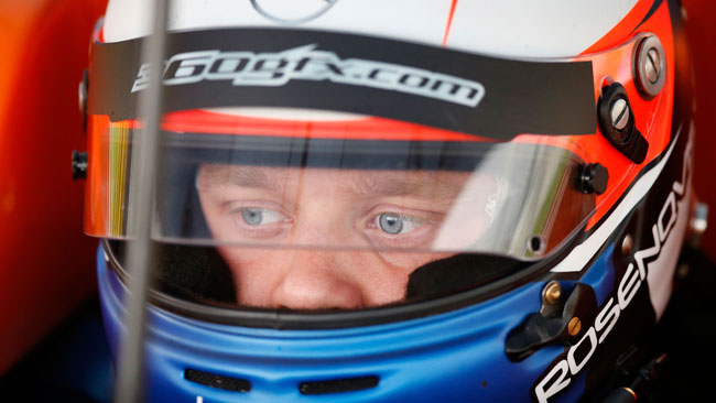 Felix Rosenqvist in pole provvisoria a Macao
