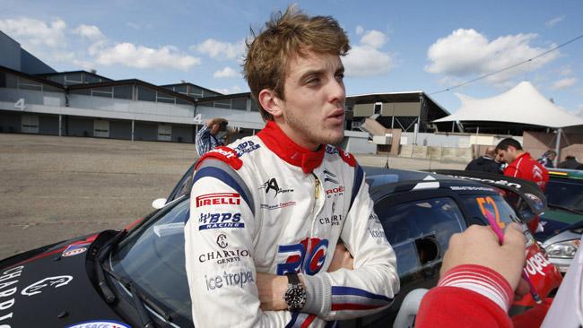 Chardonnet sale in WRC2 con la Citroen nel 2014