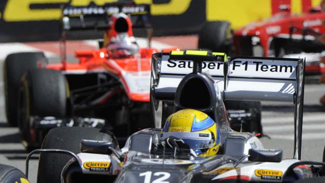 La Marussia propone una fusione alla Sauber?