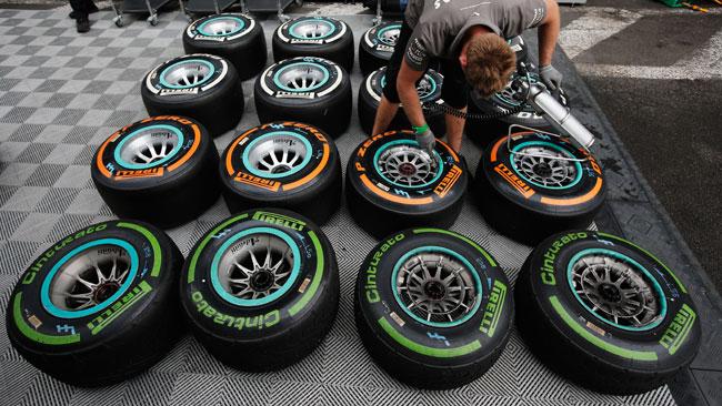 Pirelli pensa a gomme più conservative per il 2014?