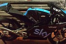 Ecco la livrea delle KTM del Team Sky VR46