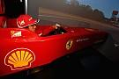 Alonso ha corso il primo Gp con il turbo...al simulatore