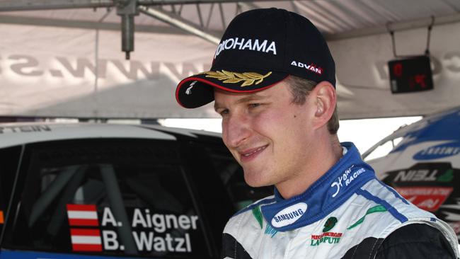 Andreas Aigner con auto nuova e tanti interrogativi