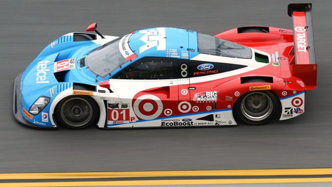 Daytona, Day 2: Ganassi al top con McMurray